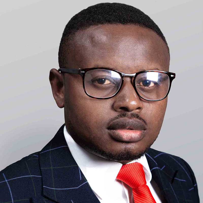 Mike Obi, CEO and Founder, Quantlio
